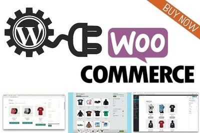 Install WooCommerce on WordPress website