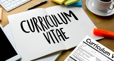 Write and design a perfect CV within 2 days