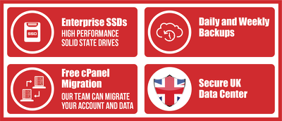 Provide 1 Years UK Fast & Reliable SSD Web Hosting with SSL
