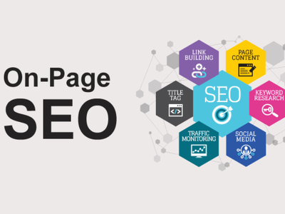 On Page Optimization Service for WordPress Website