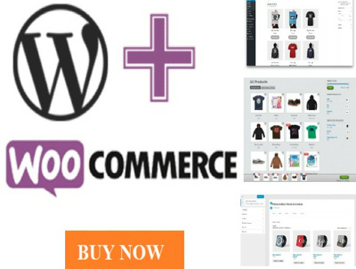 Install woocommerce on your Wordpress website
