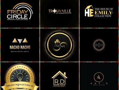 Design a Bespoke Logo+4 Concepts +Unlimited revisions+Artwork