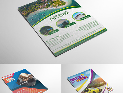 Design creative flyers for your business