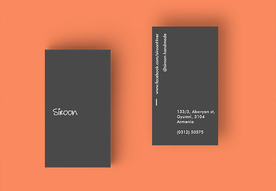Design your personal business card