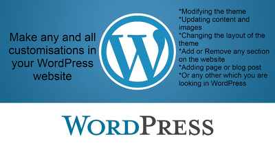 Solve any problem in WordPress