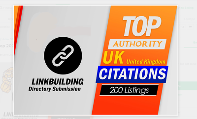 Do top 25 UK local citations listing for local SEO