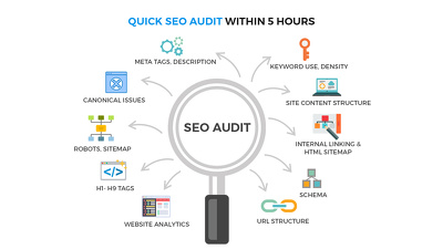 Personalized SEO audit of your site