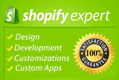 Fix any bug / Add custom feature to your shopify store