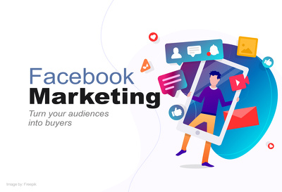 Be your Facebook Marketing/Growth Manager for 5 days
