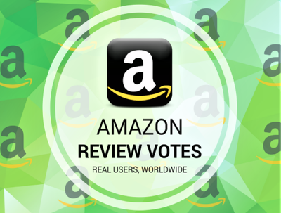 post 150 Amazon Helpful Clicks VOTE from High Authority Buyer Ac