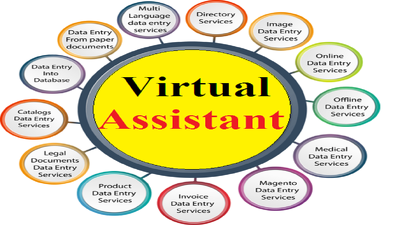 Do work as Virtual Assistant for one hour