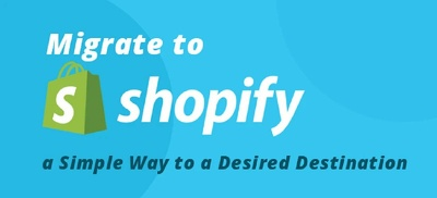 Migrate any online store to shopify