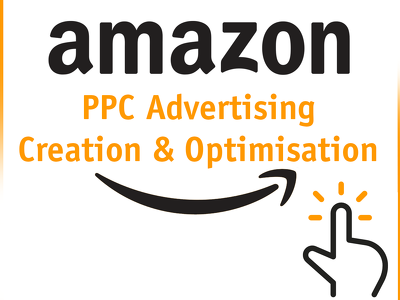 Setup, Optimise & Review your Amazon PPC Adverts (Sponsored Ads)