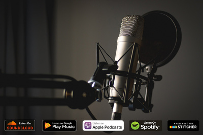 Edit, restore and mix your podcast episode