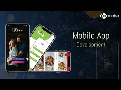 Develop iOS and Android mobile application