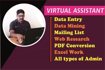 be Your Expert Virtual Assistant
