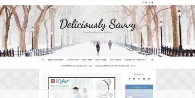 Write & Publish a Food/Recipe Guest Post on Deliciouslysavvy.com