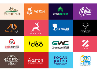Design modern minimalist logo design in 24hrs