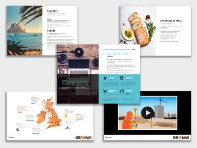 Design a 15 Slide branded Powerpoint / Keynote presentation