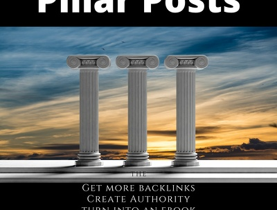 Write a 2000 word pillar post and 8x1000 word blogs