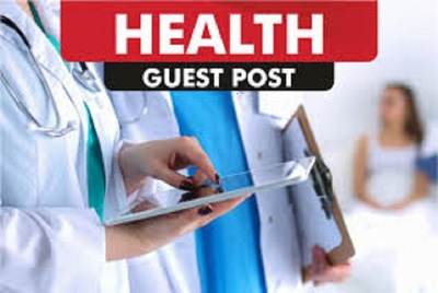Publish guest post on health website with DA 77
