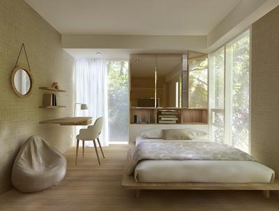 Interior-design a room (25 sqm and under)