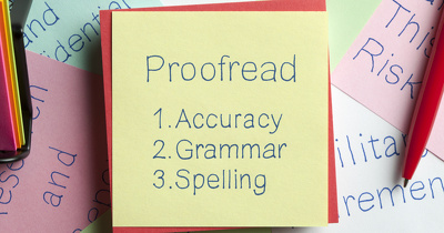 Proofread and Edit a Book or Report of Up to 25,00 Words