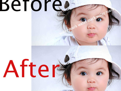 Remove Watermark from any 25 Photos or any Product in 24 hours