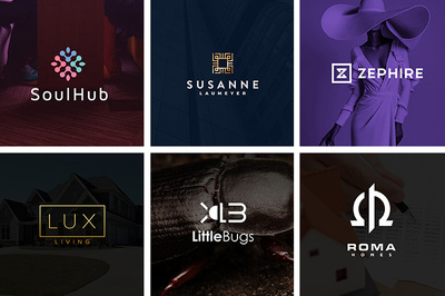 Beauty, Fashion, Photography & Signature Logo Design