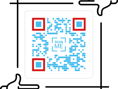 Create Quick response code (QRCode) with your logo