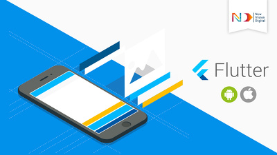 Develop Flutter Mobile App for both iOS and Android