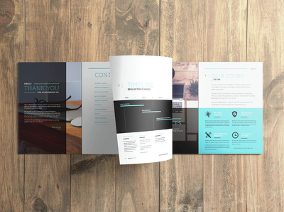 Design a Exclusive Professional Brochure / Catalogue / Magazine