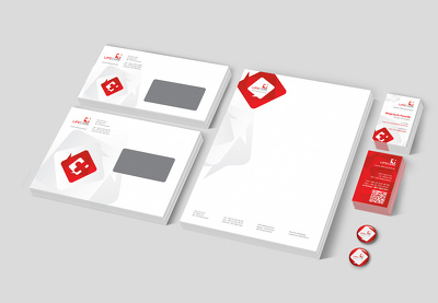 DESIGN AWESOME CORPORATE  STATIONERY+UNLIMITED REVISIONS+5 HOURS