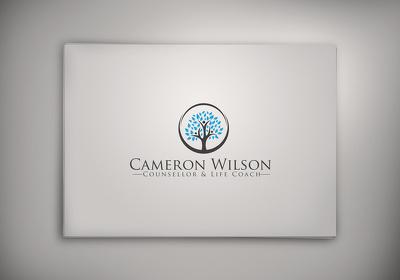 Creative Logo + UNLIMITED REVISION  FREE Favicon+FREE Font Files