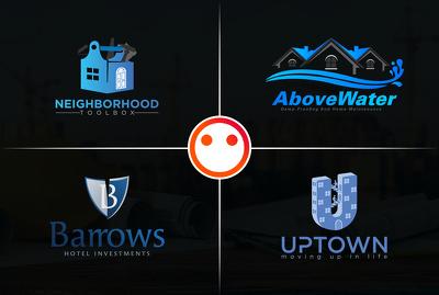 Design modern logo based on your target audience