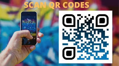 New or amazing QR code make for you &your company