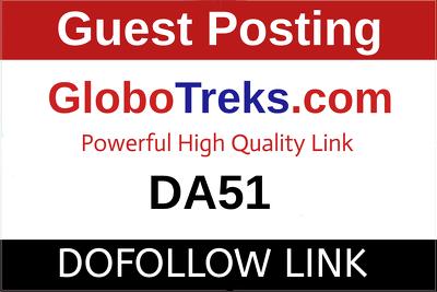 Guest Post on Globotreks.com - Globotreks