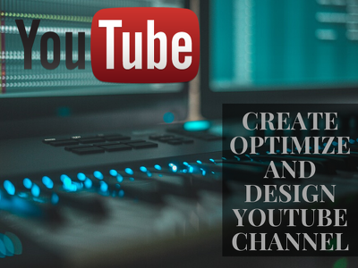 Do YouTube Channel Creation SEO and optimization