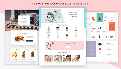Design And Develop An attractive eCommerce/wooCommerce Website