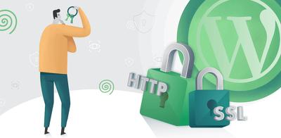 Install, fix SSL certificate with the green padlock on wordpress