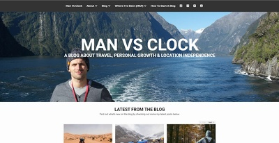 Publish a Guest Post on Men's Lifestyle Website Manvsclock.com