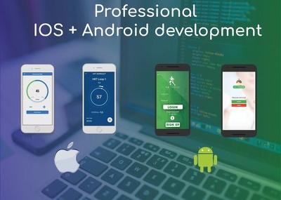 I will be ios android app developer iphone mobile app developmen