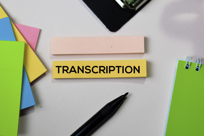 Professionally transcribe 30 Minutes of Audio/ Video