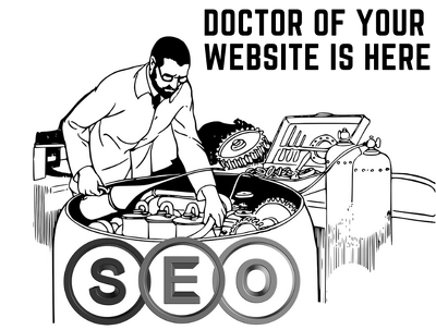 Do a manual website SEO audit, report you and solve the problems