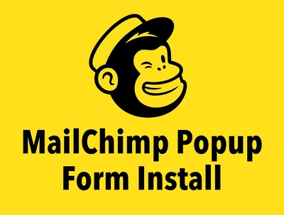 Add a Mailchimp Popup Form To Your Website