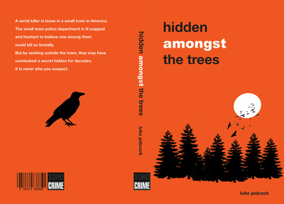 Design a noteworthy BOOK COVER using INDESIGN