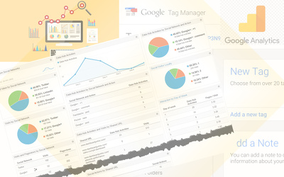 Install Google Analytics & Google Tag Manager on your website