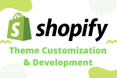 customise your shopify theme/website