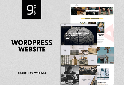 Professional 5 page wordpress website for your business