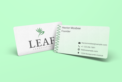 Design your Business Logo and Card